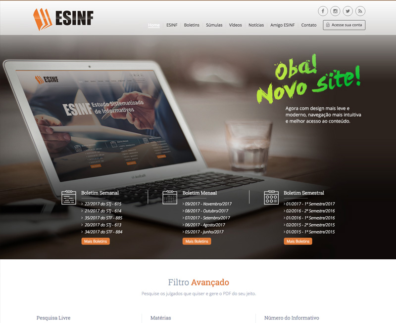 Plataforma Ead - ESINF